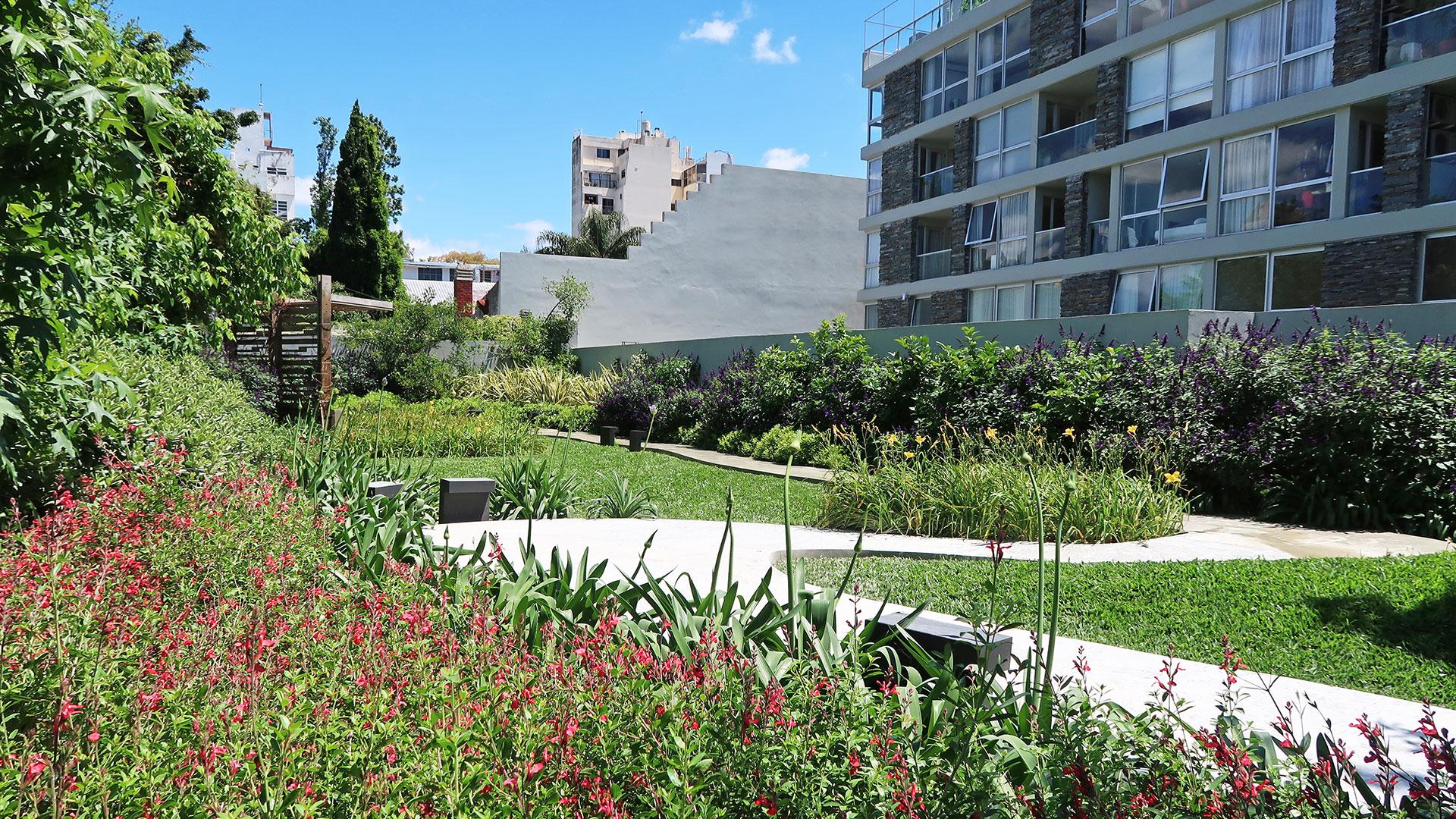 Monroe Park Terrazas Verdes Jardines Verticales Y Paisajismo